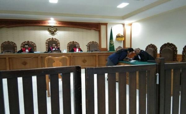 Sidang Tindak Pidana Korupsi Pengadaan Instalasi Biogas Pada Dinas BPMPKBPD TA 2014