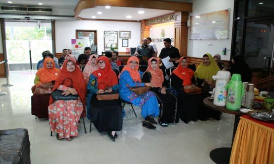 Silaturahmi & Buka Puasa dengan Kesbangpol Prov. Bali,Tokoh Agama,Tokoh Masyarakat,LSM dan Media Massa