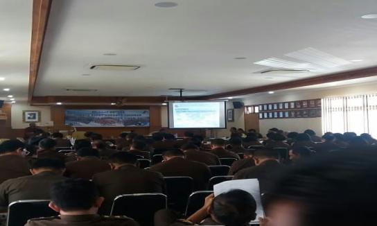 Rapat Anggota Tahunan Koperasi Pegawai Negeri Sipil Adyaksa Tahun Buku 2018 Kejaksaan Tinggi Bali