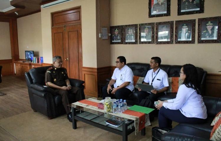 Audiensi Pihak BTDC Nusa Dua