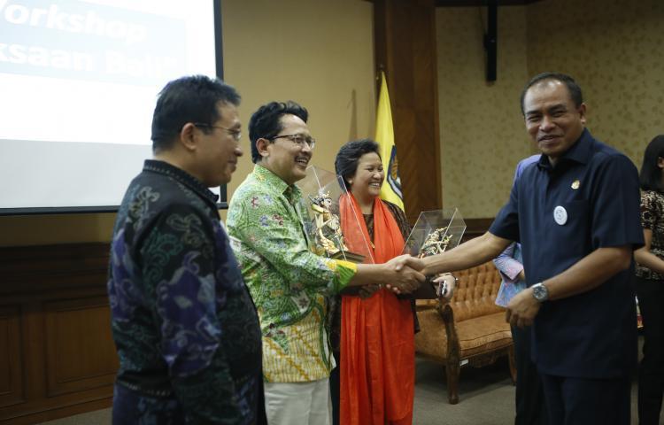 In House Training Agen Perubahan Bagi Para Pejabat dan Seluruh Jaksa di Lingkungan Kejaksaan Tinggi Bali