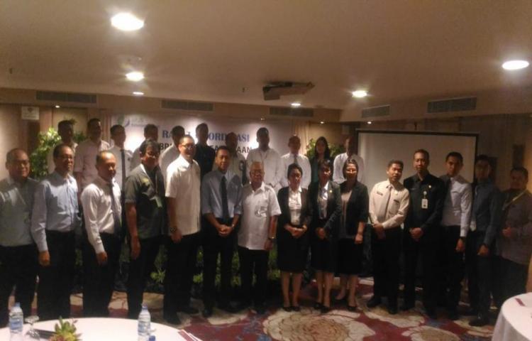 Monitoring dan Evaluasi BPJS Ketenaga Kerjaan dengan Kejaksaan Negeri Se-Bali.