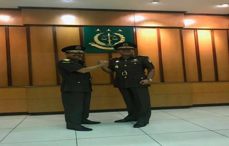Pelantikan dan Serah Terima Jabatan Kepala Kejaksaan Tinggi Bali