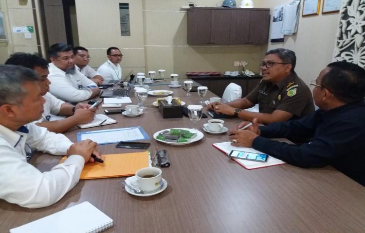 Pemaparan oleh PT. Indonesia Power Pusat kepada TP4D Kejati Bali
